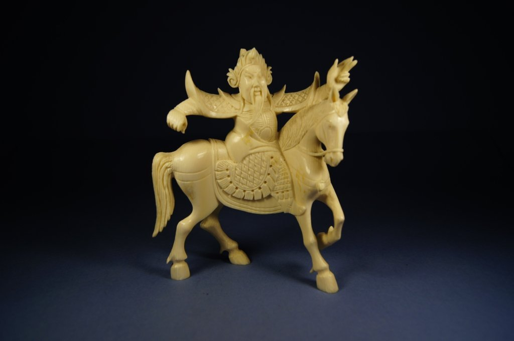 Chinese antique Ivory figure