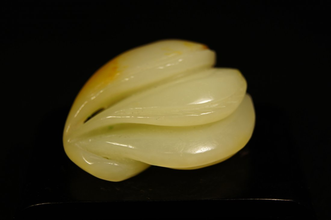 Chinese antique high quality Hetian jade pendnat