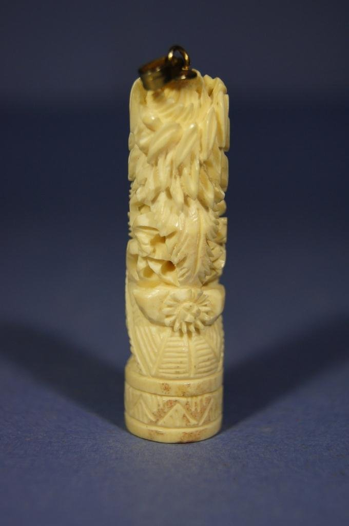 Chinese antique Ivory carved seal