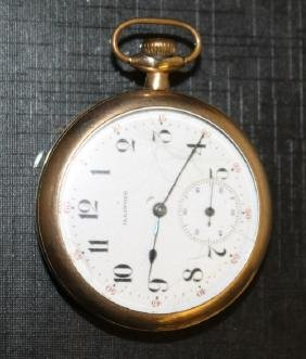 Illinois 17 Jewel Pocket Watch  Illinois Pocket Watch