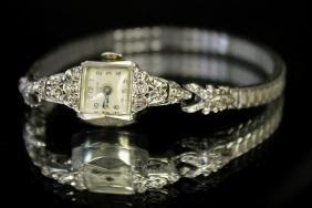 Vintage 14k Bulova Ladies Wristwatch