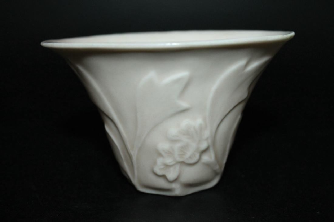 Ming Dynasty Chinese Dehua Porcelain Cup