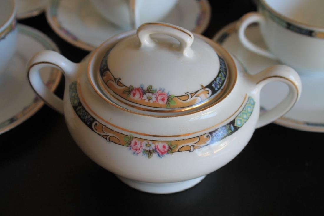 Large KPM Germany China Set - 2