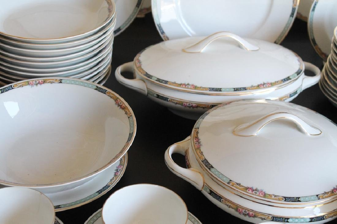Large KPM Germany China Set - 3