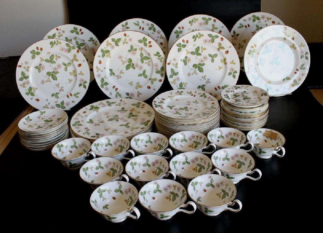 Large Wedgwood China Set