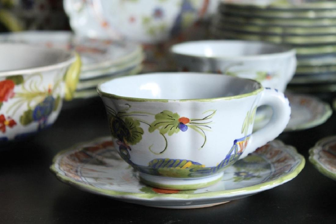 Large Sigma Carnation China Set - 2