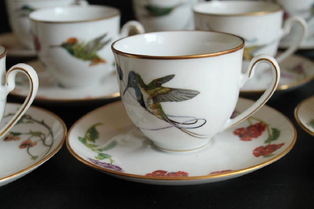 A Group of Antique Cups and Saucers - 4