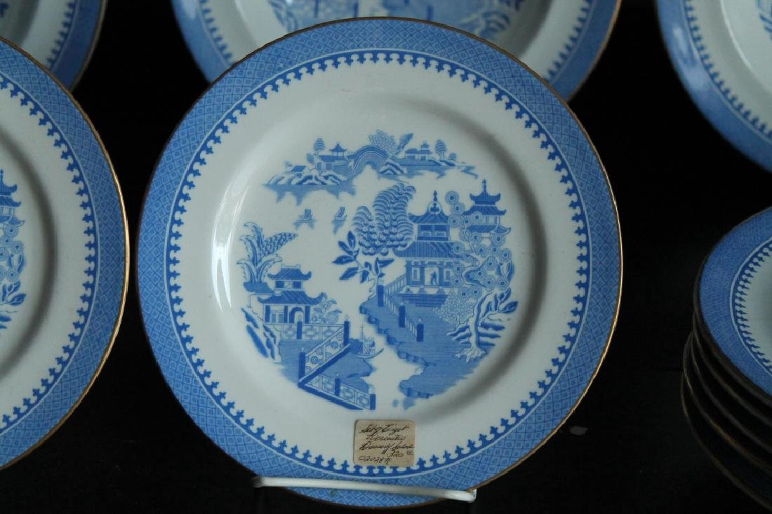 Lot of 6 Royal Worcester Plates - 2
