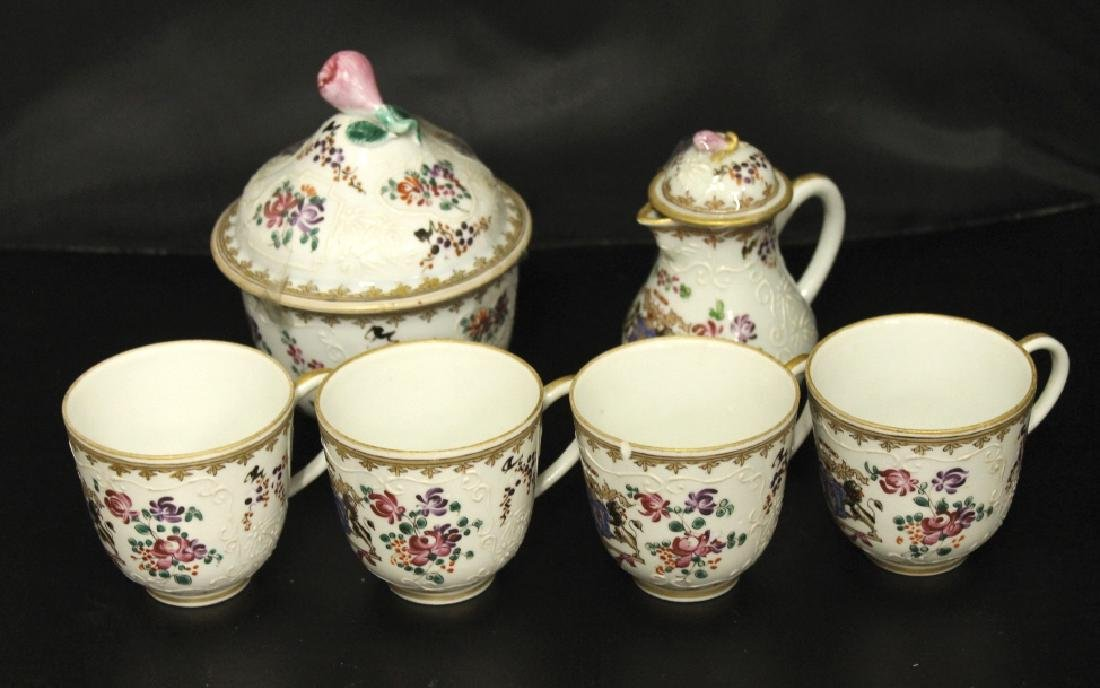 Chinese Exportware Tea Set