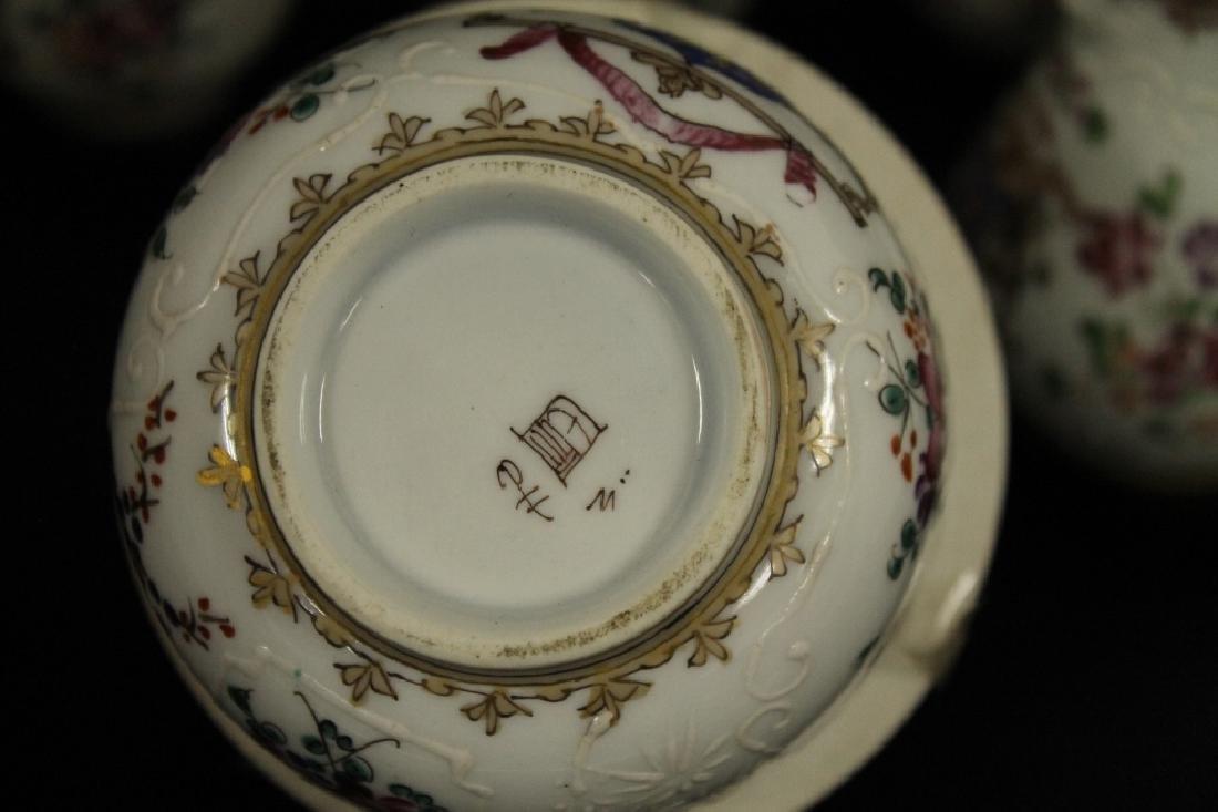 Chinese Exportware Tea Set - 6