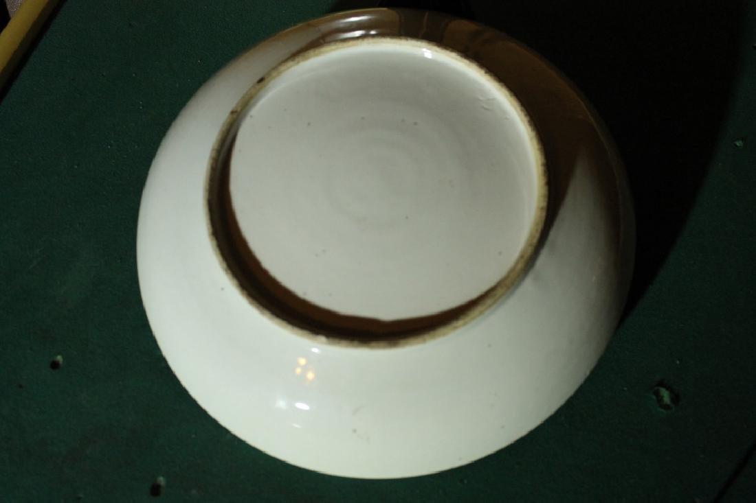 Large Chinese Platter - 2
