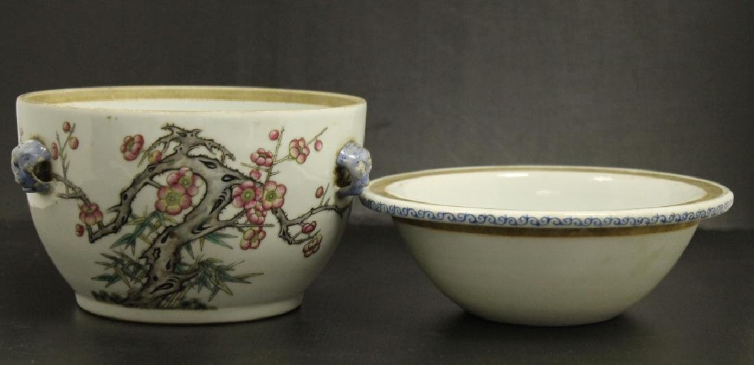 Chinese Famille Rose Bowls
