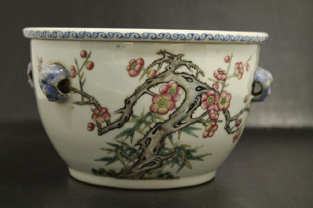 Chinese Famille Rose Bowls - 2