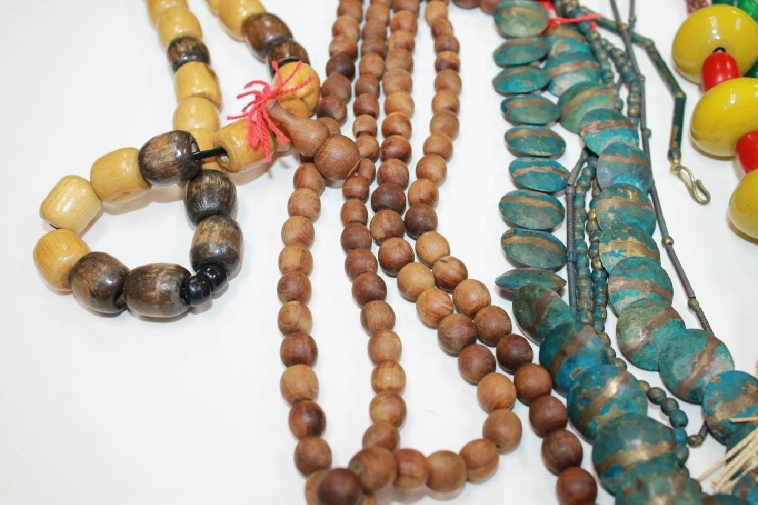 A Group of Various Necklaces - 2