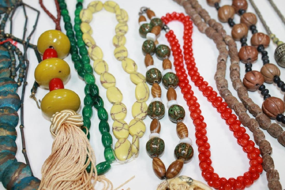 A Group of Various Necklaces - 3