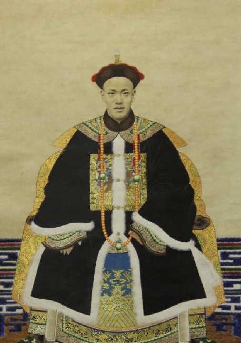 Chinese Painting - Ancestry Painting - 2