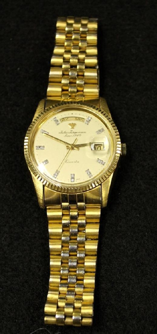 Jules Jurgensen Wrist Watch