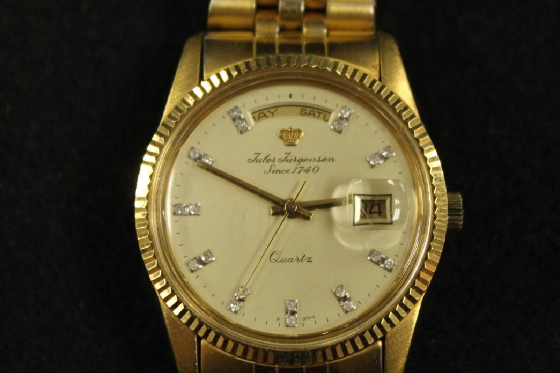 Jules Jurgensen Wrist Watch - 2