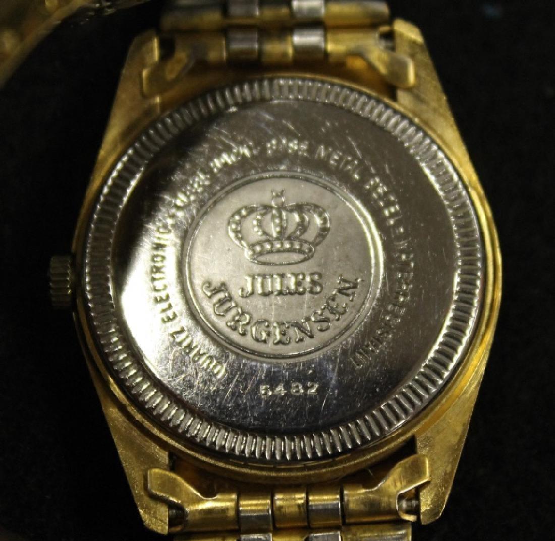 Jules Jurgensen Wrist Watch - 6