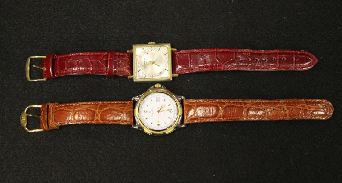 Jacques Edho & Sparky's Wrist Watches - 2