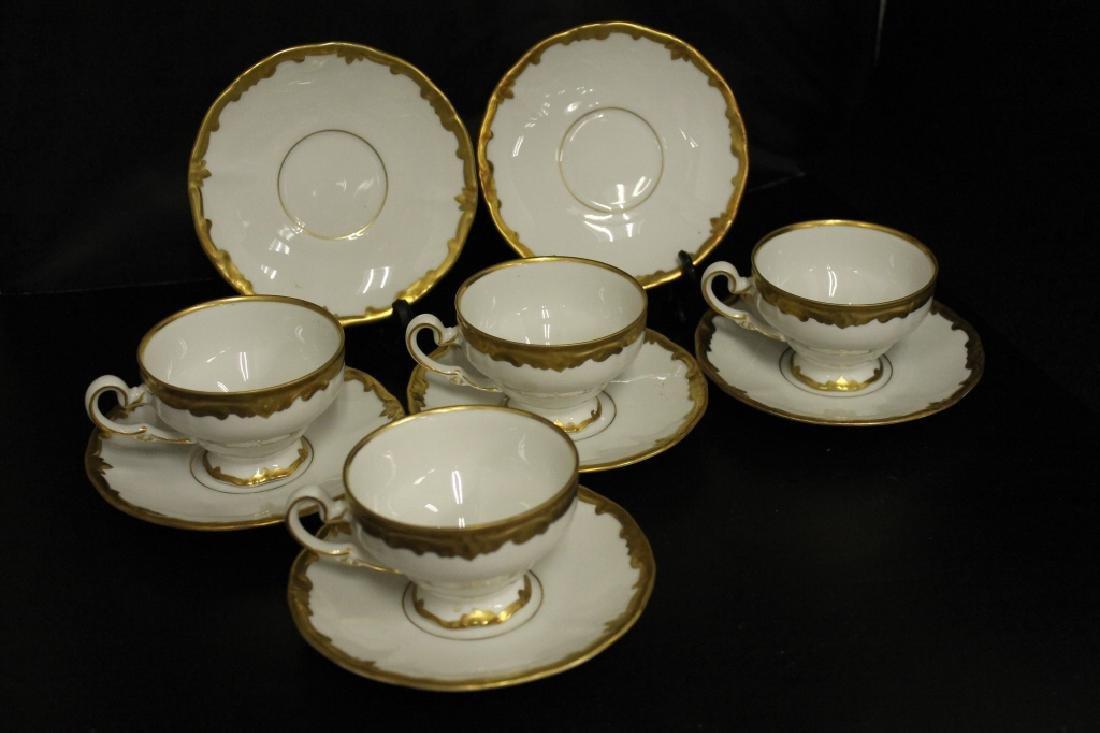 Weimar China Cup & Saucer Set