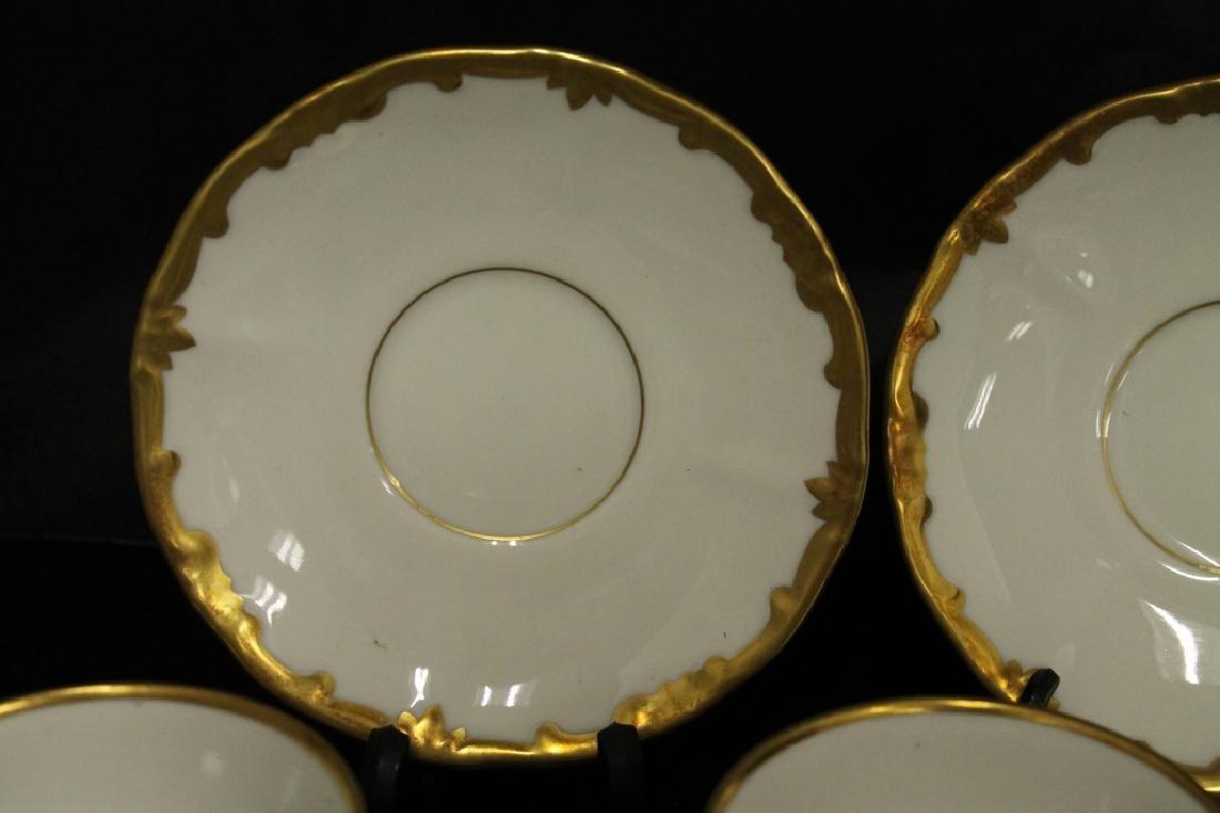 Weimar China Cup & Saucer Set - 3