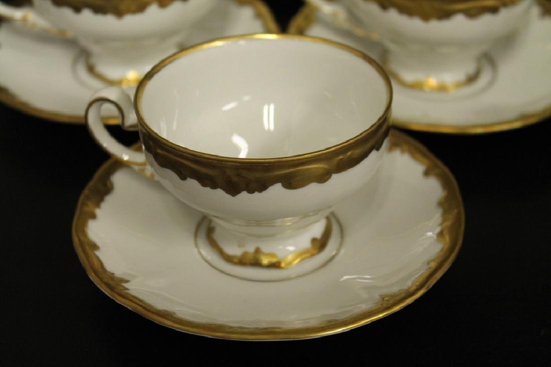 Weimar China Cup & Saucer Set - 4