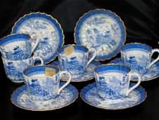 Copeland China Cup  Saucer Set