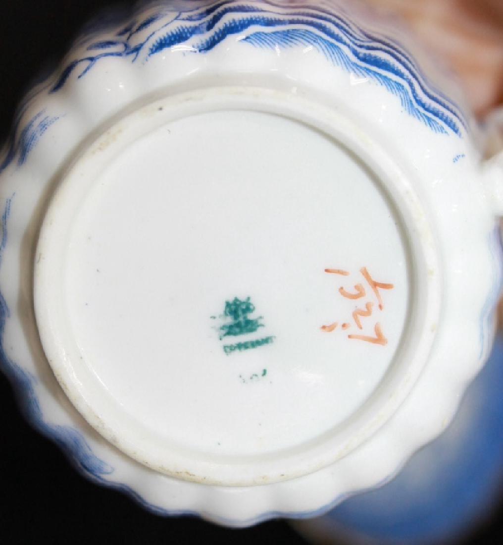 Copeland China Cup & Saucer Set - 4