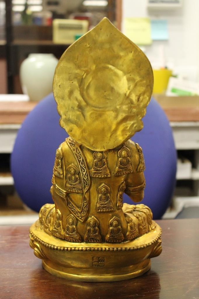Bronze Buddha - 4