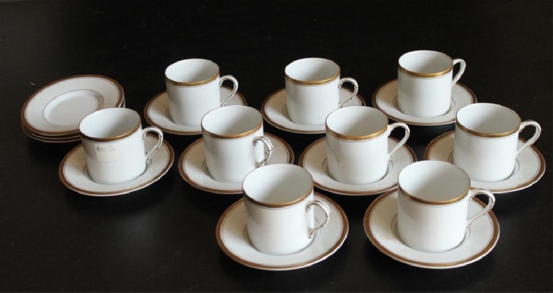 Fitz & Floyd Teacup & Saucer Set
