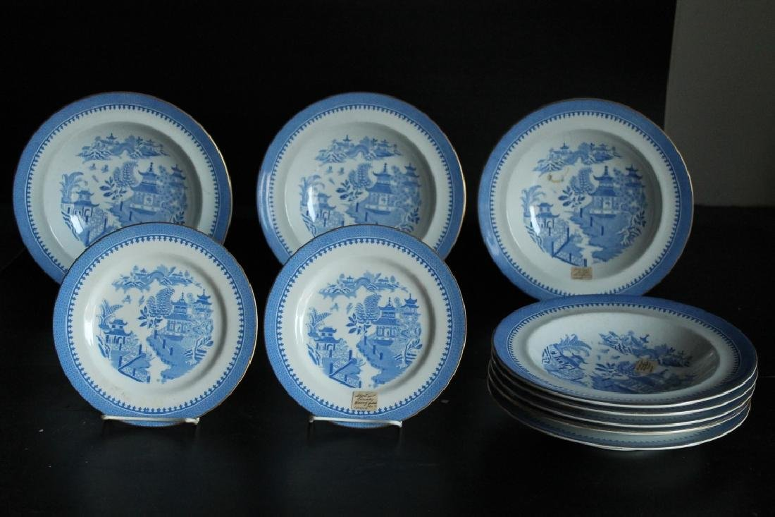 Lot of 6 Royal Worcester Plates