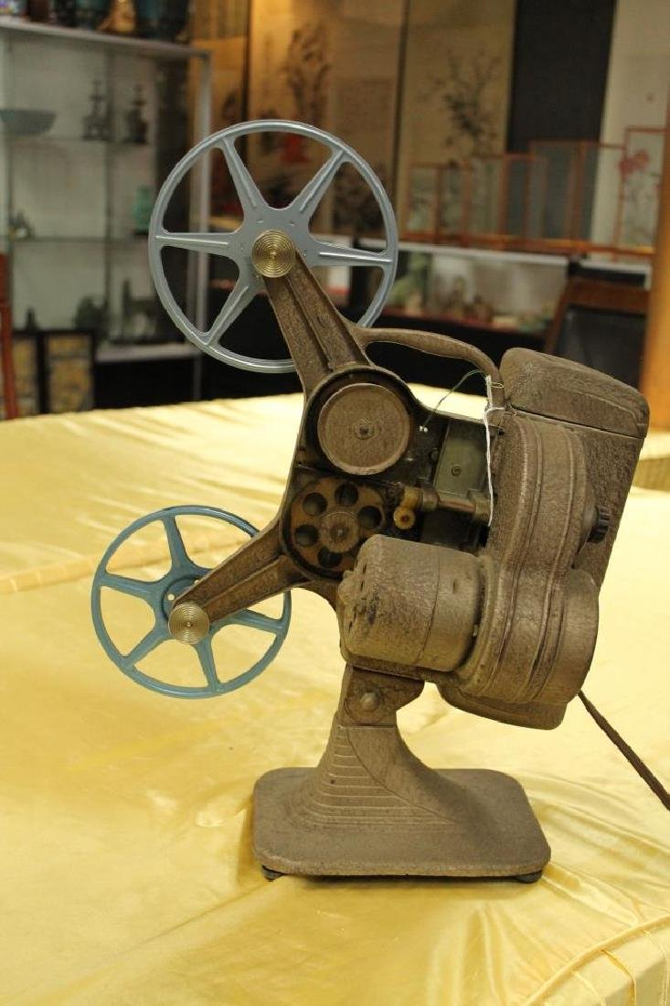 Old 8mm Home Movie Projector