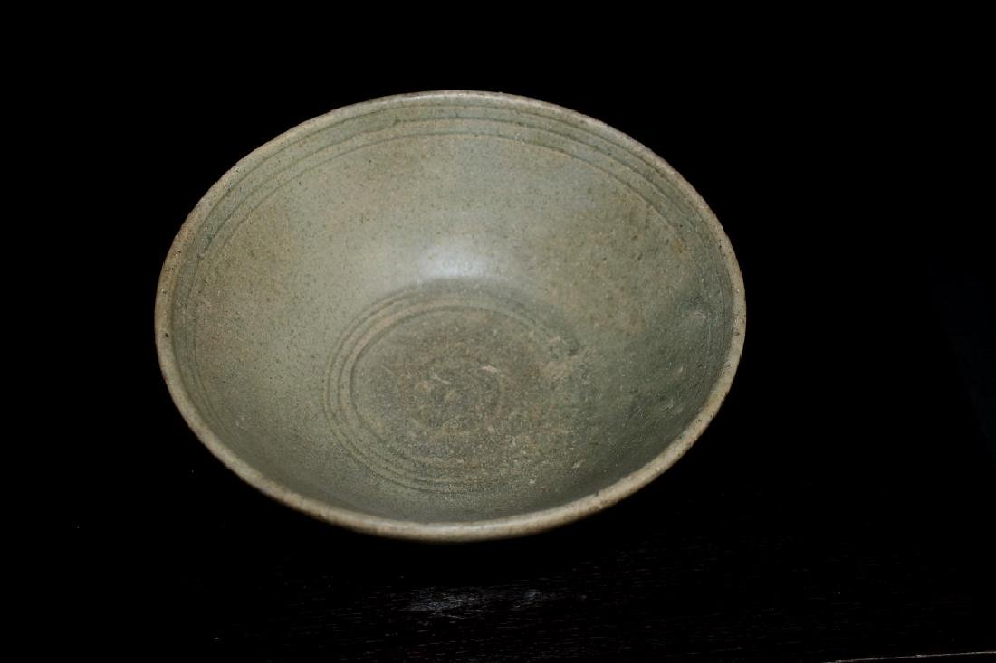 Ming Dynasty Glazed Pottery Bowl
