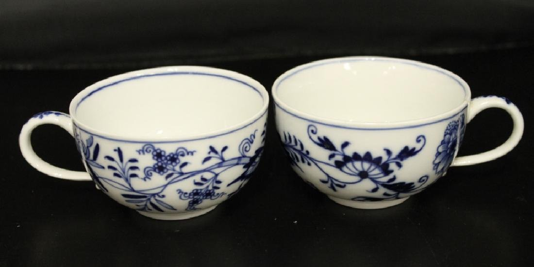 Pair of Porcelain Tea Cups