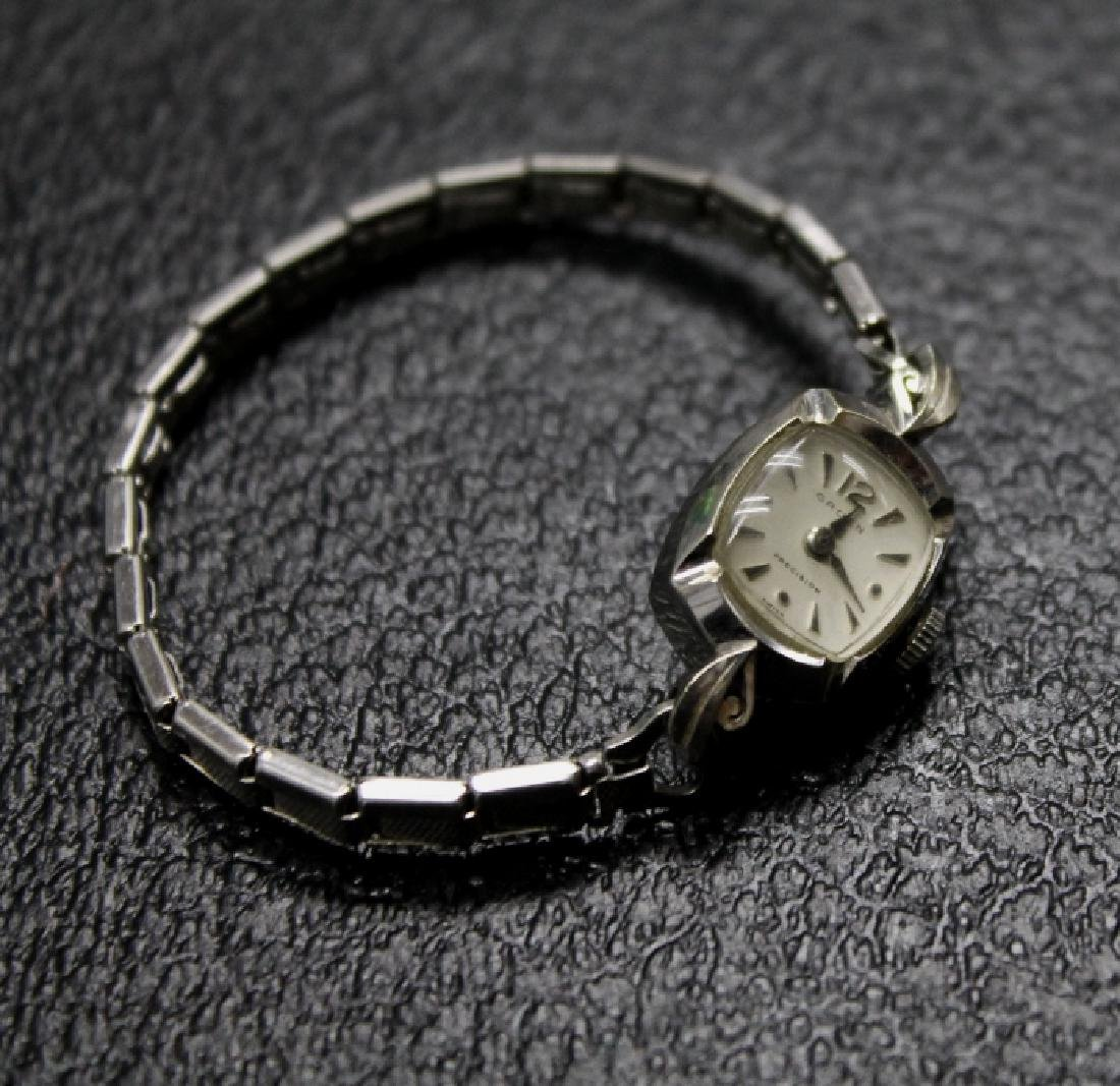 Vintage 14k Gruen Ladies Watch