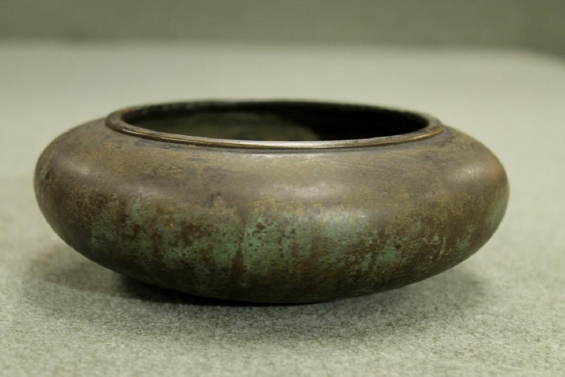 Xuande Bronze Incense Burner