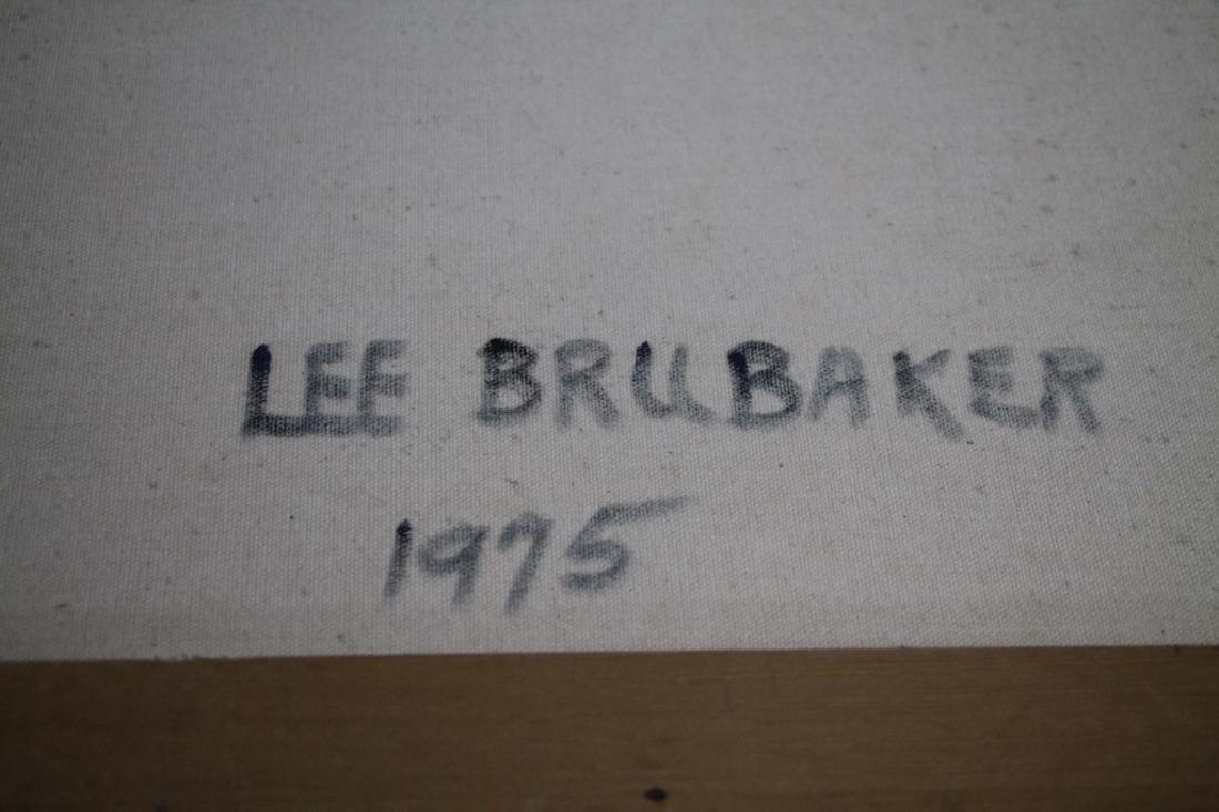 LEE BRUBAKER - Oil on Canvas - 4