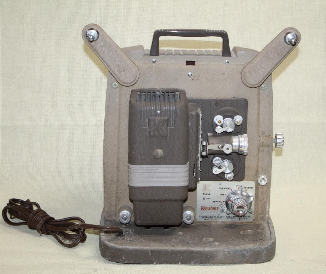 Old 8mm Movie Projector