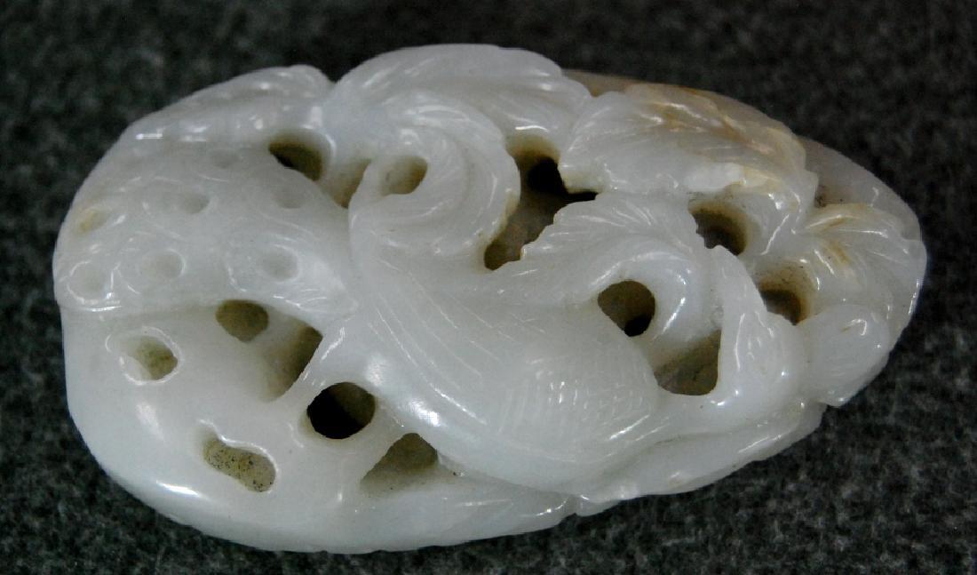 White Jade Carving