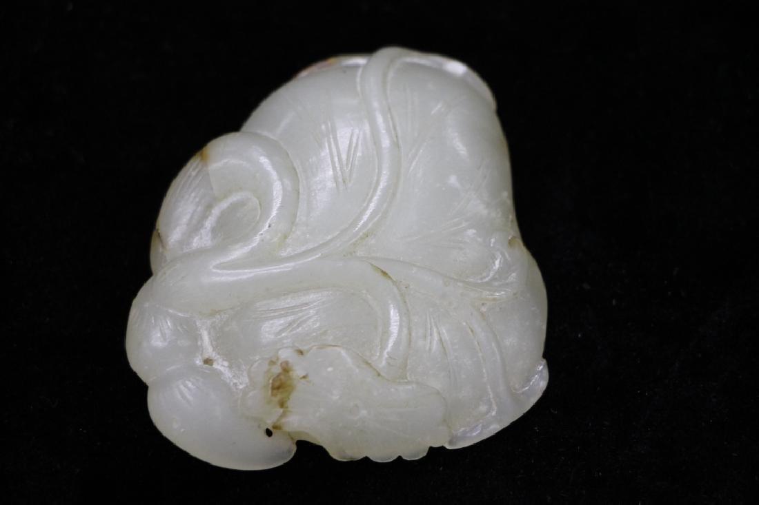 White Jade Carving - 2