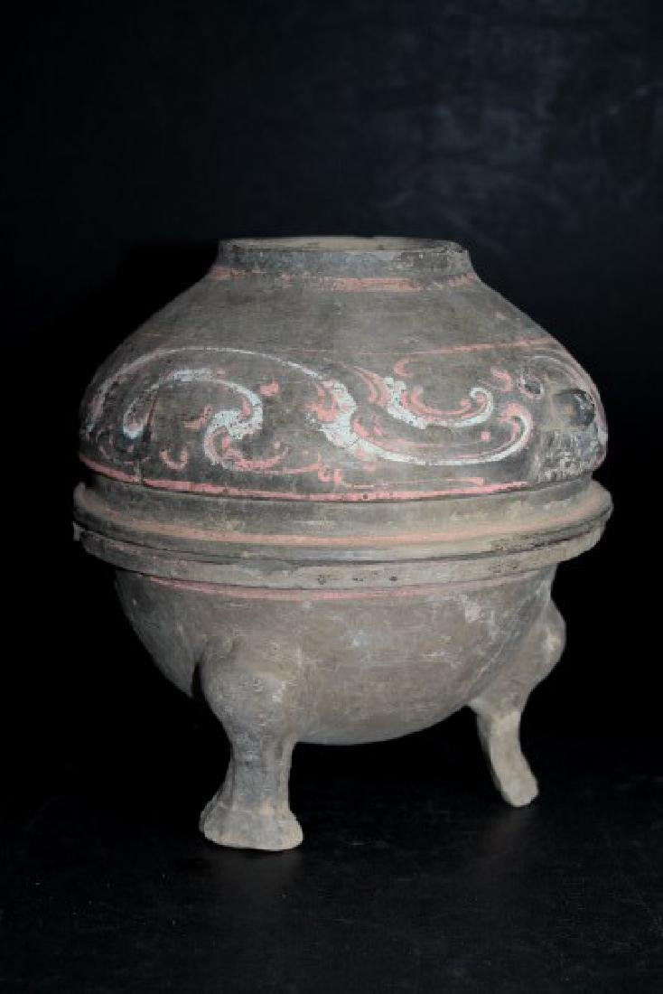Han Dynasty Incense Burner