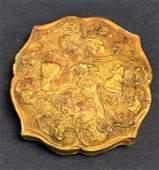 Tang Dynasty Gold Box