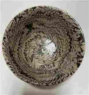 Jiaotai Glazed Bowl