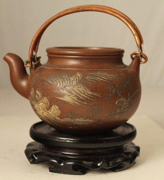 14: Yixing Teapot