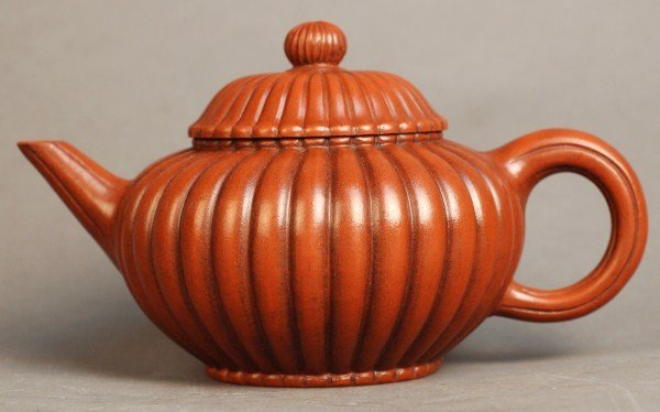 12: Fine Chinese Yixing Teapot