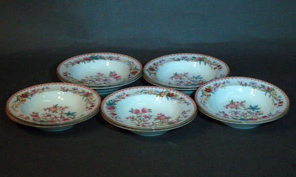 24: Royal Doulton - Lot of 10 Bowls