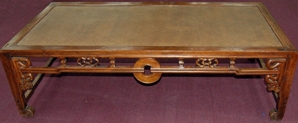 18C-19C  Antique Chinese Huanghuali Daybed