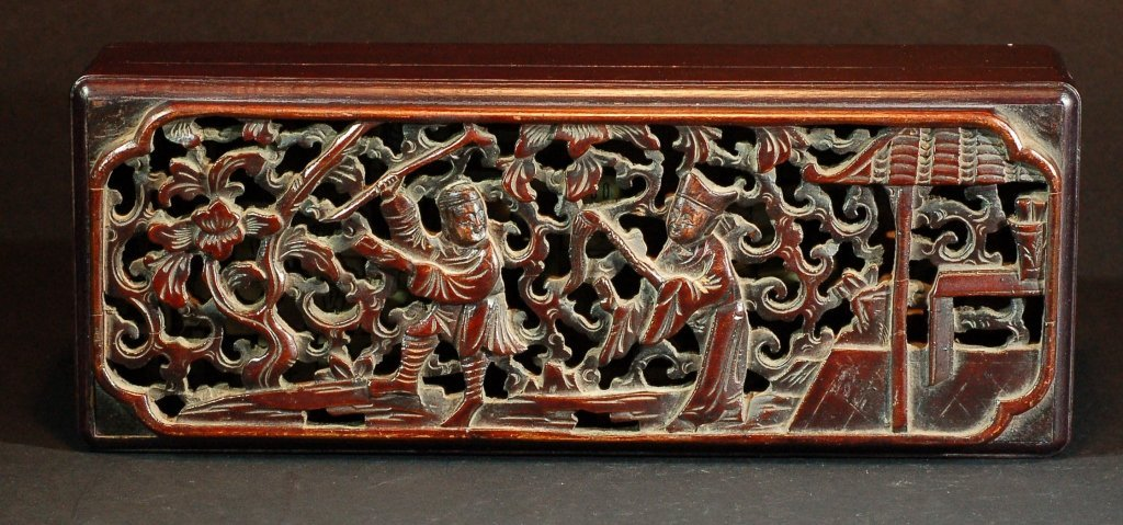 Old Chinese Mahjong Set