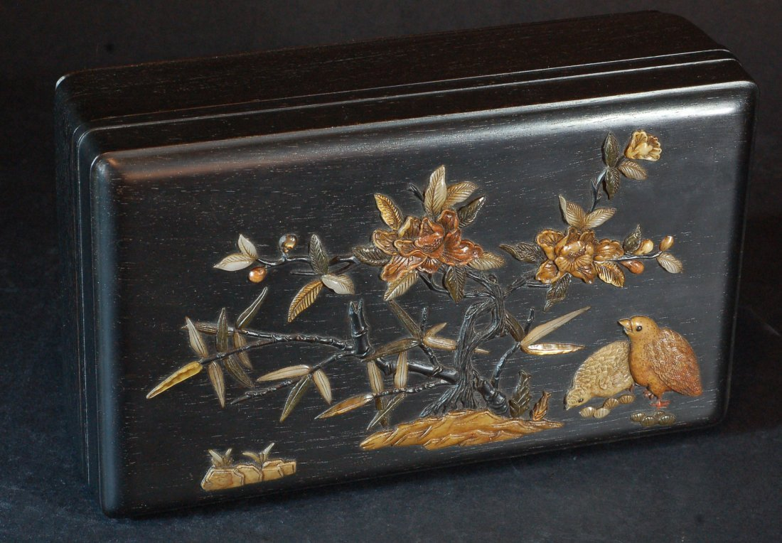 Old Redwood Jewery Box